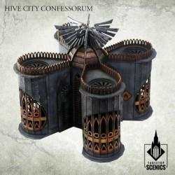 HIVE CITY CONFESSORUM