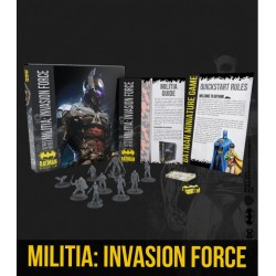 MILITA: INVASION FORCE
