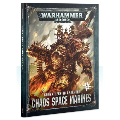 Códex: Chaos Space Marines 2019 (español)