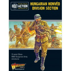 HUNGARIAN ARMY HONVED DIVISION SECTION