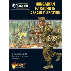 HUNGARIAN PARACHUTE ASSAULT SEC-