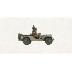Jeep (TOW) Platoon (x4 Jeeps)