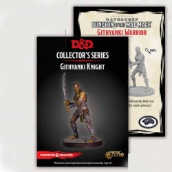 Dungeon of the Mad Mage Githyanki Warrior (1 Fig)