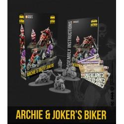 ARCHIE AND JOKER'S BIKERS