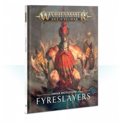 Battletome: Fyreslayers 2019 español