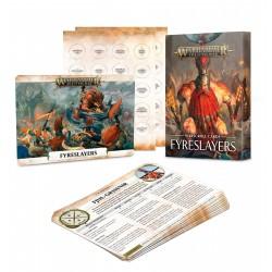 Warscroll Cards: Fyreslayers