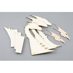 "Figurehead ""Swan"" 8pcs-Kit"