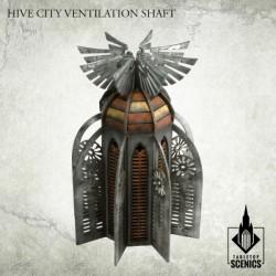 HIVE CITY VENTILATION SHAFT