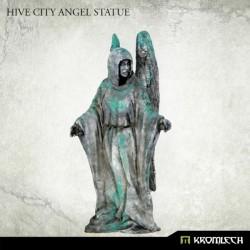 HIVE CITY ANGEL STATUE