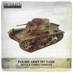 POLISH ARMY 7TP TANK