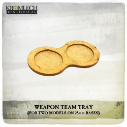 WEAPON TEAM TRAY X7