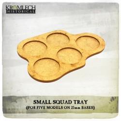 SMALL SQUAD TRAY X3