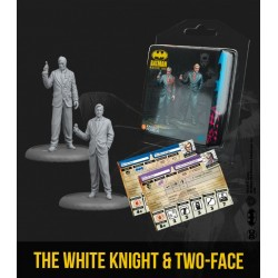 THE WHITE KNIGHT AND TWO FACES