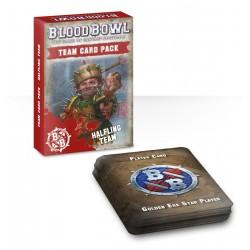 Blood Bowl: cartas del equipo Halfling