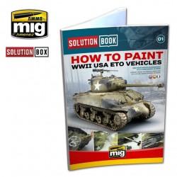 WWII American Eto Solution Book (Multilenguaje)