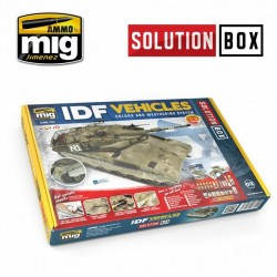 IDF Vehicles Solution Box