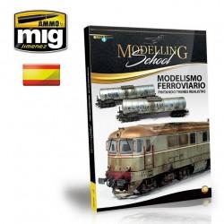 Modelismo Ferroviario: Pintando Trenes Realistas (castellano)