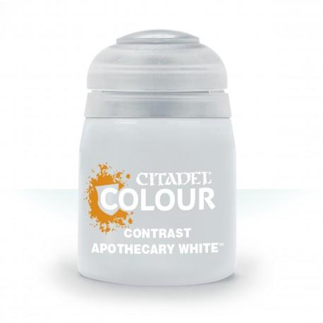 APOTHECARY WHITE (18ML)