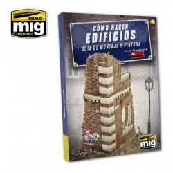 Cómo Hacer Edificios. Guía de Montaje y Pintura (castellano)