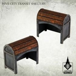HIVE CITY TRANSIT SHELTERS