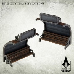 HIVE CITY TRANSIT STATIONS