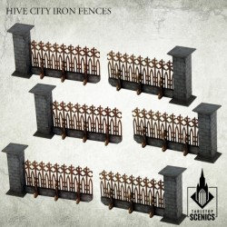 HIVE CITY IRON FENCES