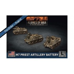 M4 Sherman (105mm) Assault Gun Platoon (x2 Plastic)