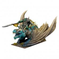 Kings Of War Vanguard: Undead Support Goreblight (inglés)
