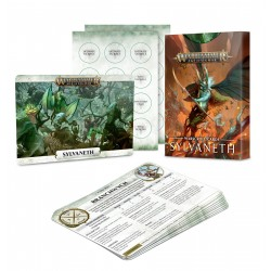 WARSCROLL CARDS: SYLVANETH (ESPAÑOL)