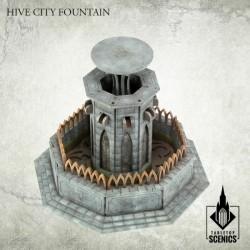 HIVE CITY FOUNTAIN