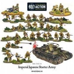 BANZAI-JAPANESE STARTER ARMY