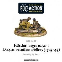 Fallschirmjager 10.5cm LG40 Recoilless Gun
