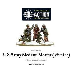 US ARMY MEDIUM MORTAL (WINTER)