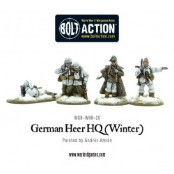 GERMAN HEER/SS HQ (WINTER)