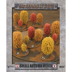 Small Autumn Wood (x1) - 15mm
