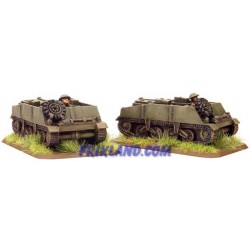 Loyd Carrier (x2 resin)