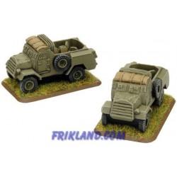 C15TA Armoured Truck