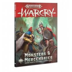 Warcry: Monstruos y mercenarios (español)