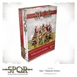 Gaul Tribesmen Archers