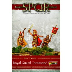 Macedonian Royal Guard Command