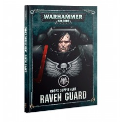 Codex Supplement: Raven Guard (español)