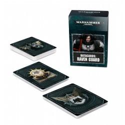 Datacards: Raven Guard (español)