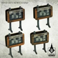 HIVE CITY NEWS STAND