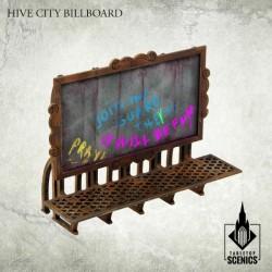 HIVE CITY BILLBOARDS