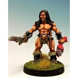Joe The Barbarian- Goblin Slayer