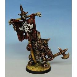 Iron orc standart bearer
