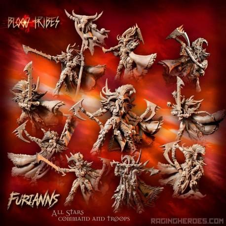 Furianns All-Stars - Troop