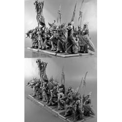 CAJA de Infantería Elfos Oscuros