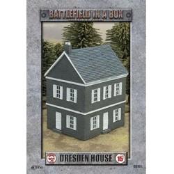 European House - Dresden (x1) WWII 15mm