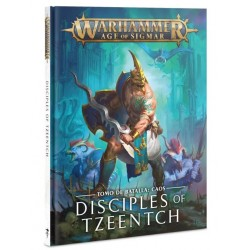 Battle Tome: DISCIPLES OF TZEENTCH (español)